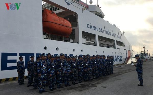 Xác định rõ vị trí pháp lý của lực lượng cảnh sát biển (20/7/2018)