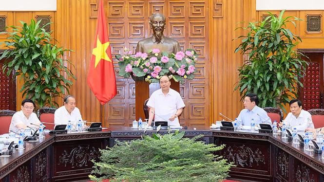 Thủ tướng Nguyễn Xuân Phúc cho ý kiến về chủ trương đăng cai tổ chức SEAGAMES 31 và PARAGAMES 11 vào năm 2021 (Thời sự chiều 9/7/2018)