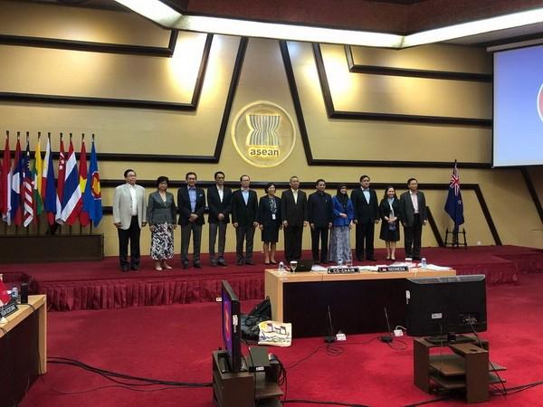 Cuộc họp lần thứ 6 Ủy ban hợp tác chung Asean – New Zealand (4/7/2018)