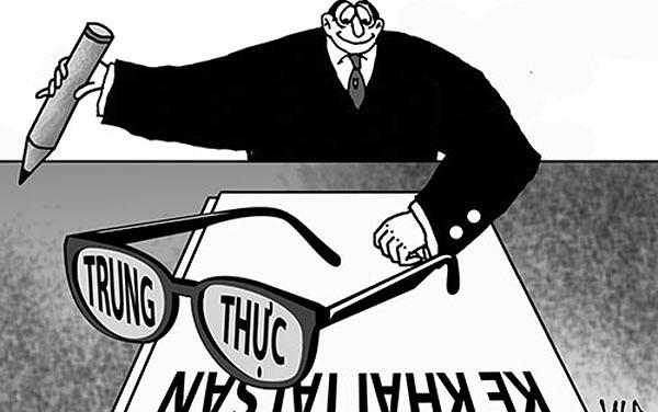 Kiểm soát tài sản cần khả thi để phòng chống tham nhũng hiệu quả (4/7/2018)