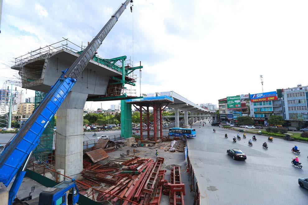 Thanh tra Chính phủ ban hành kết luận thanh tra dự án đường sắt đô thị Nhổn - Ga Hà Nội với nhiều sai phạm (Thời sự trưa 14/7/2018)