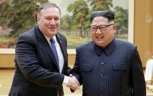 Trọng trách lớn trong chuyến thăm Triều Tiên của Ngoại trưởng Mỹ (5/7/2018)