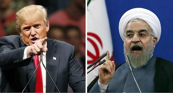 Mỹ -Iran khẩu chiến gay gắt: Liệu cuộc đấu khẩu có dẫn đến những hành động thực tế? (24/7/2018)