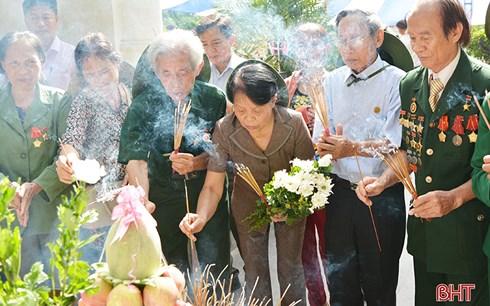 50 năm chiến thắng ngã ba Đồng Lộc: Tinh thần thanh niên xung phong trong thời đại ngày nay (24/7/2018)