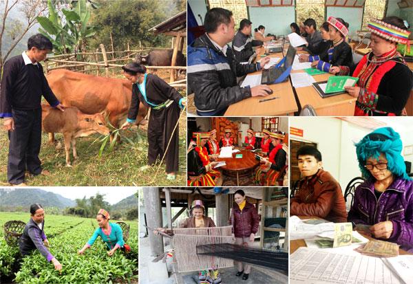 Thay đổi nhận thức giúp kinh tế của người dân biên giới phát triển (21/7/2018)