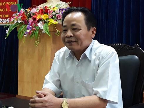 Giám đốc Sở Giáo dục đào tạo tỉnh Hà Giang, ông Vũ Văn Sử cho biết: Chưa có kết luận về nghi vấn trong khâu coi thi, chấm thi tại địa phương này (Thời sự chiều 14/7/2018)