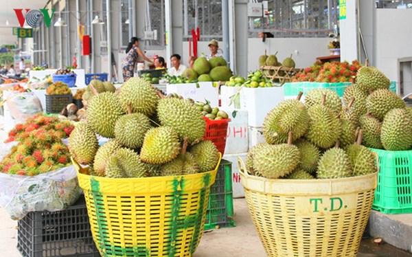 Phát triển chợ đầu mối: Đòn bẩy cho nông sản Việt (2/7/2018)