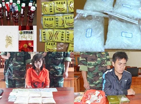 Cam go cuộc chiến chống tội phạm ma túy trên tuyến biên giới (4/7/2018)
