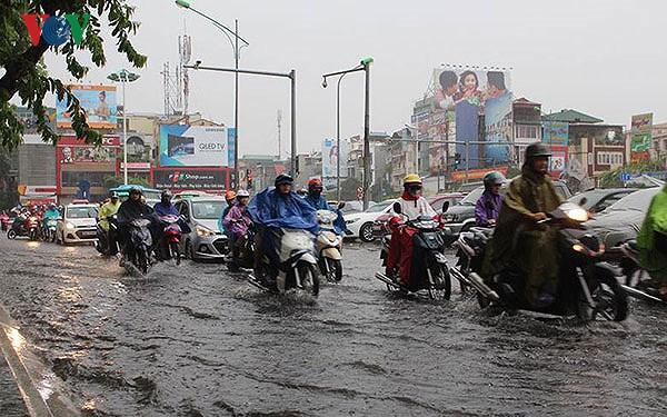 Dự báo các địa phương Miền Bắc sẽ có mưa diện rộng trong 3 ngày tới, cảnh báo lũ quét, sạt lở đất, đặc biệt là các tỉnh Lai Châu, Sơn La, Lào Cai, Yên Bái, Hà Giang (Thời sự trưa 7/7/2018)