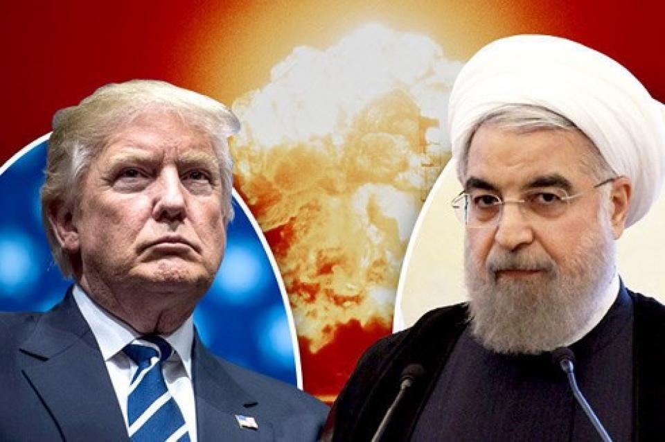 Nguy cơ đối đầu Mỹ - Iran thêm trầm trọng sau lệnh trừng phạt của Mỹ (12/8/2018)