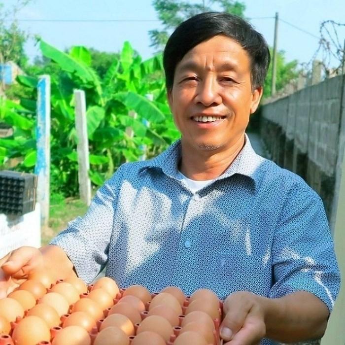 Người nông dân biến đồng hoang thành trang trại tiền tỷ ở Thái Bình (7/8/2018)
