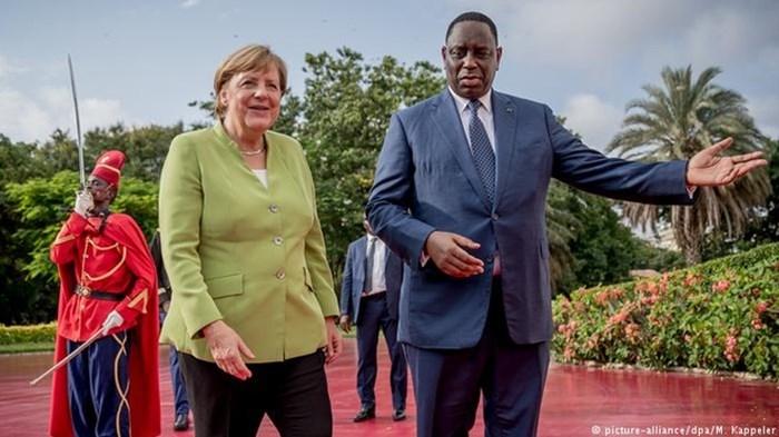Thủ tướng Đức công du Tây Phi chặn người nhập cư từ gốc (31/8/2018)