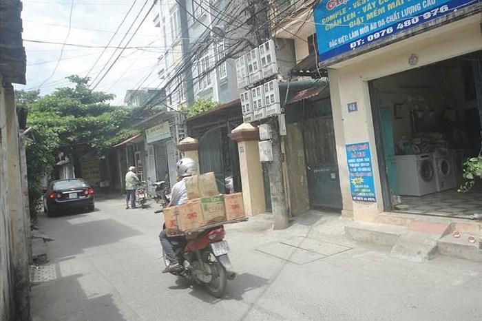 """Tại quận Bắc Từ Liêm, Hà Nội: Ai đang """"treo"""" sổ đỏ của người dân? (13/8/2018)"""