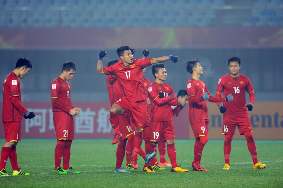 Thành công của đội tuyển U23 Việt Nam ở Cúp Tứ Hùng 2018 (12/8/2018)