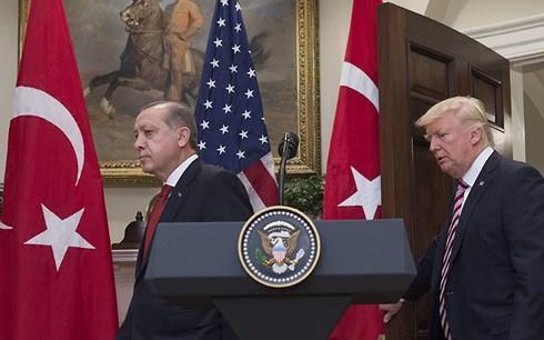 Căng thẳng Mỹ - Thổ Nhĩ Kỳ và những hệ quả về kinh tế, chính trị (19/8/2018)