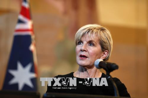 Australia thúc đẩy quan hệ với các nước khu vực Đông Nam Á (1/8/2018)