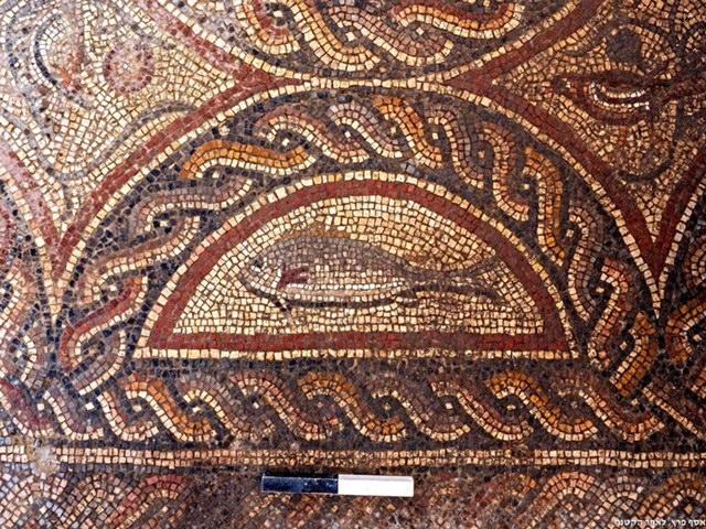 Những phát hiện tranh khảm mới, hé lộ những lâu đài sang trọng thời La Mã (5/8/2018)