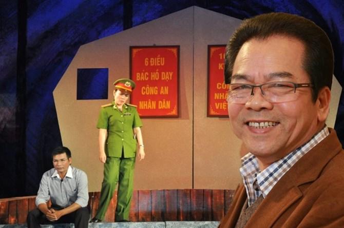 Nghệ sĩ nhân dân Trần Nhượng và những sáng tạo cho sân khấu (30/8/2018)