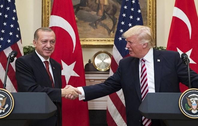 Mỹ - Thổ Nhĩ Kỳ cứu vãn quan hệ đồng minh (8/8/2018)