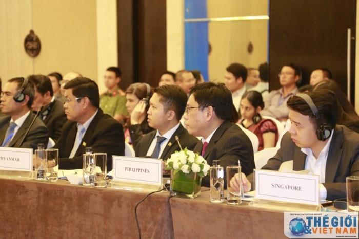 """WEF ASEAN 2018: ASEAN """" không bị bỏ lại"""" trong cách mạng công nghiệp lần thứ 4 (22/8/2018)"""