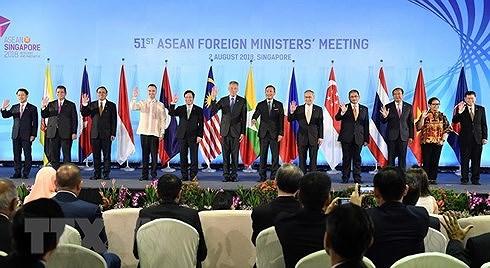 Hội nghị Bộ trưởng Ngoại giao ASEAN lần thứ 51 (4/8/2018)