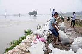 Các địa phương chủ động ứng phó với bão số 4 (15/8/2018)