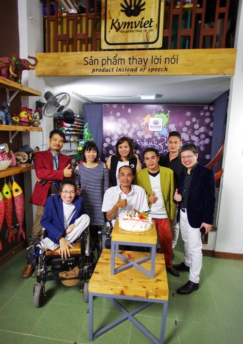Lãnh đạo doanh nghiệp đồng hành cùng người khuyết tật (23/8/2018)