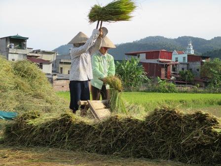Cách làm hay trong xây dựng Nông thôn mới ở Mèo Vạc, Hà Giang (3/8/2018)