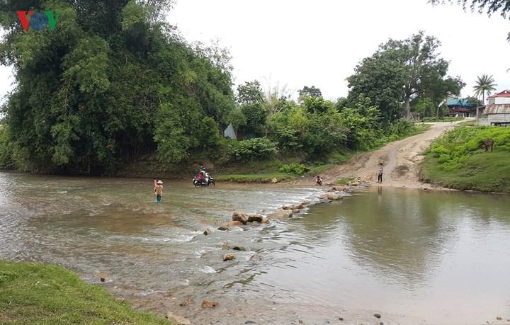 Nỗi lo tựu trường mùa mưa lũ ở xã vùng 3 Yang Nam, huyện Kông Chro, tỉnh Gia Lai (27/8/2018)