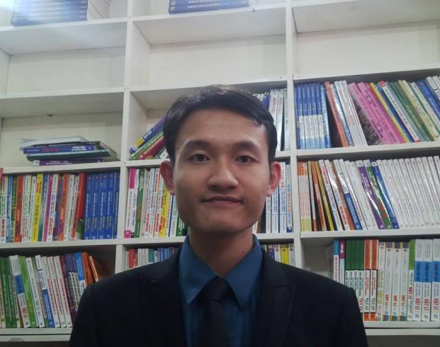 Chàng trai 9x – say mê với những lớp luyện thi miễn phí cho học sinh (31/8/2018)