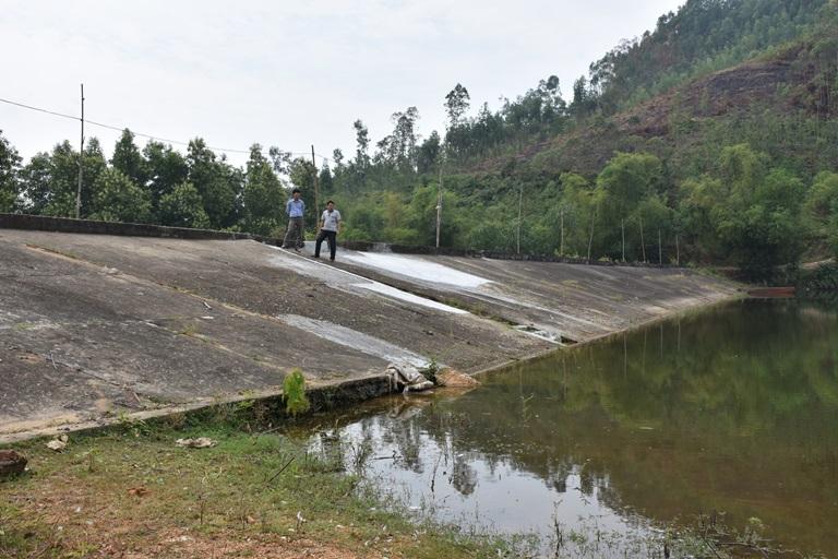 Công trình thủy lợi Vĩnh Phúc: Nỗi lo trong mùa mưa bão (16/8/2018)
