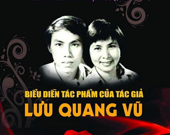 Liên hoan các tác phẩm của nhà viết kịch Lưu Quang Vũ - không gian nghệ thuật mang đến nhiều cảm xúc (2/8/2018)