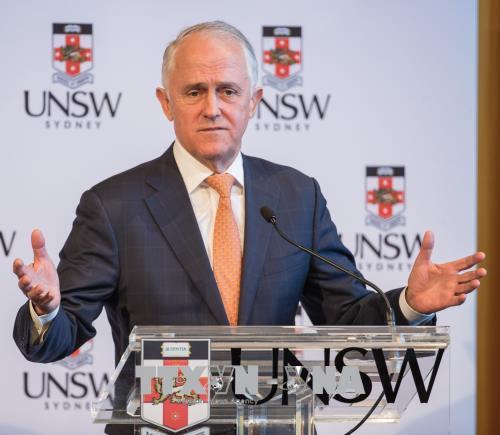 Chính trường Australia bất ngờ nổi sóng (22/8/2018)
