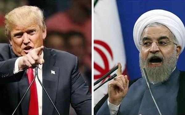 Căng thẳng đối đầu mối quan hệ Mỹ - Iran (28/8/2018)