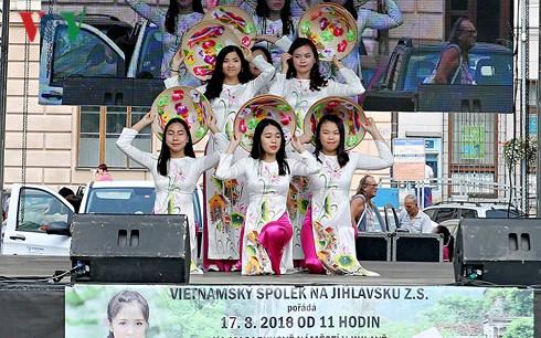 Sôi nổi Ngày Văn hóa Việt Nam tại Jihlava, Cộng hòa Séc (20/8/2018)