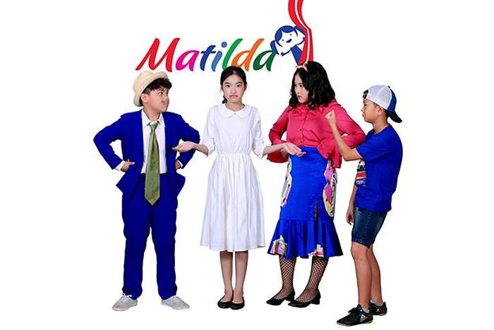 Công diễn vở nhạc kịch Matida lần đầu tiên tại Việt Nam (3/8/2018)