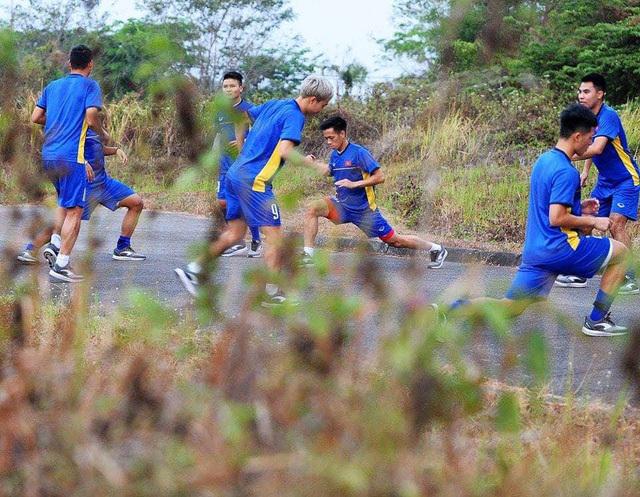 Đội tuyển Olympic Việt Nam gặp rắc rối tại Indonesia (19/8/2018)