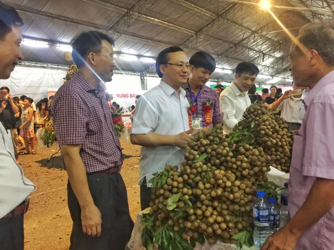 Xúc tiến thương mại sớm: Tránh cảnh được mùa mất giá cho sản phẩm cây trồng đặc sản (14/8/2018)