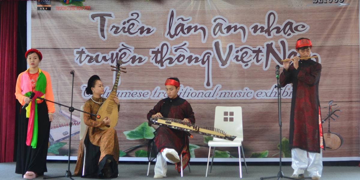 Tìm khán giả cho âm nhạc truyền thống (10/8/2018)