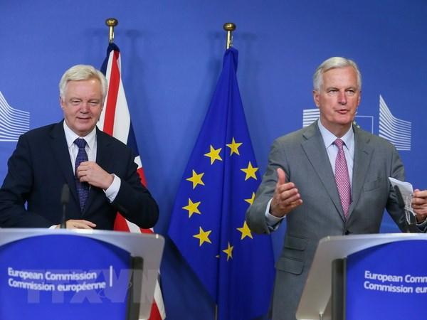 EU và Anh bước vào vòng đàm phán Brexit quyết định (17/8/2018)