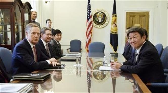 Mỹ - Nhật vẫn bất đồng về thương mại (10/8/2018)