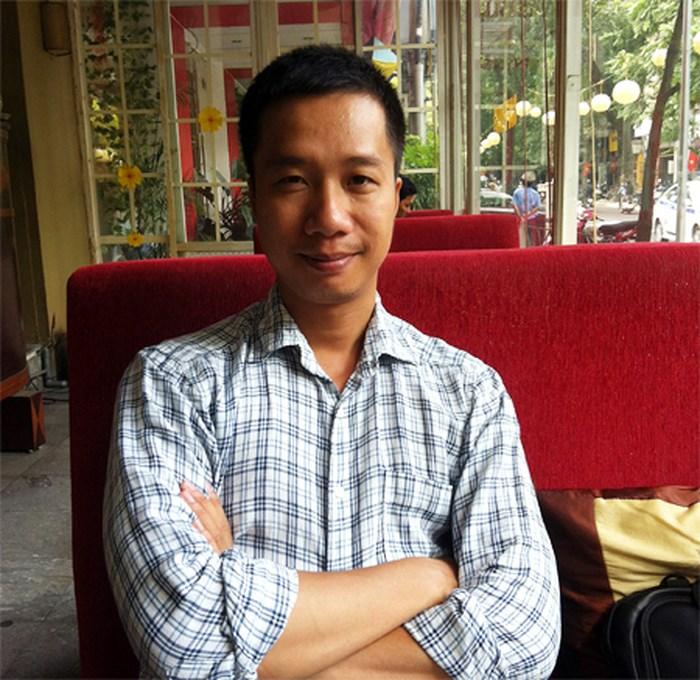 Người viết tản văn về Hà Nội (22/8/2018)