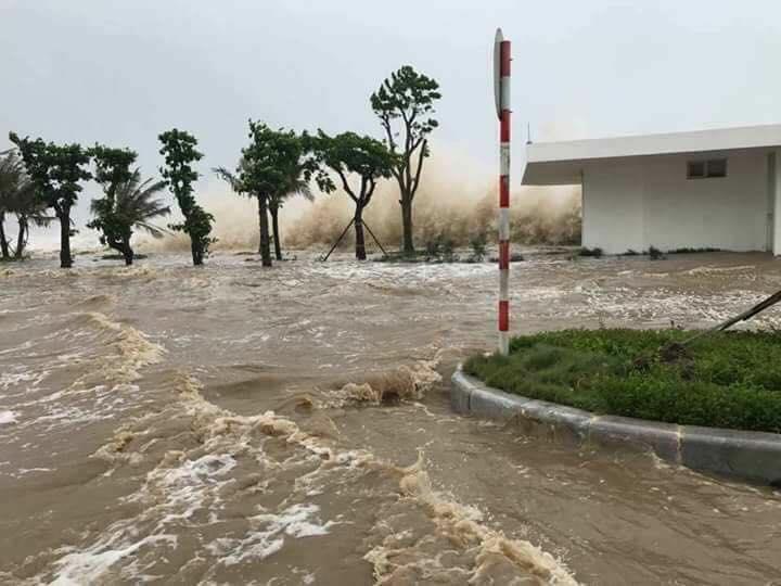 Vì sao ngày càng có nhiều cơn bão với cường độ mạnh? (19/9/2018)