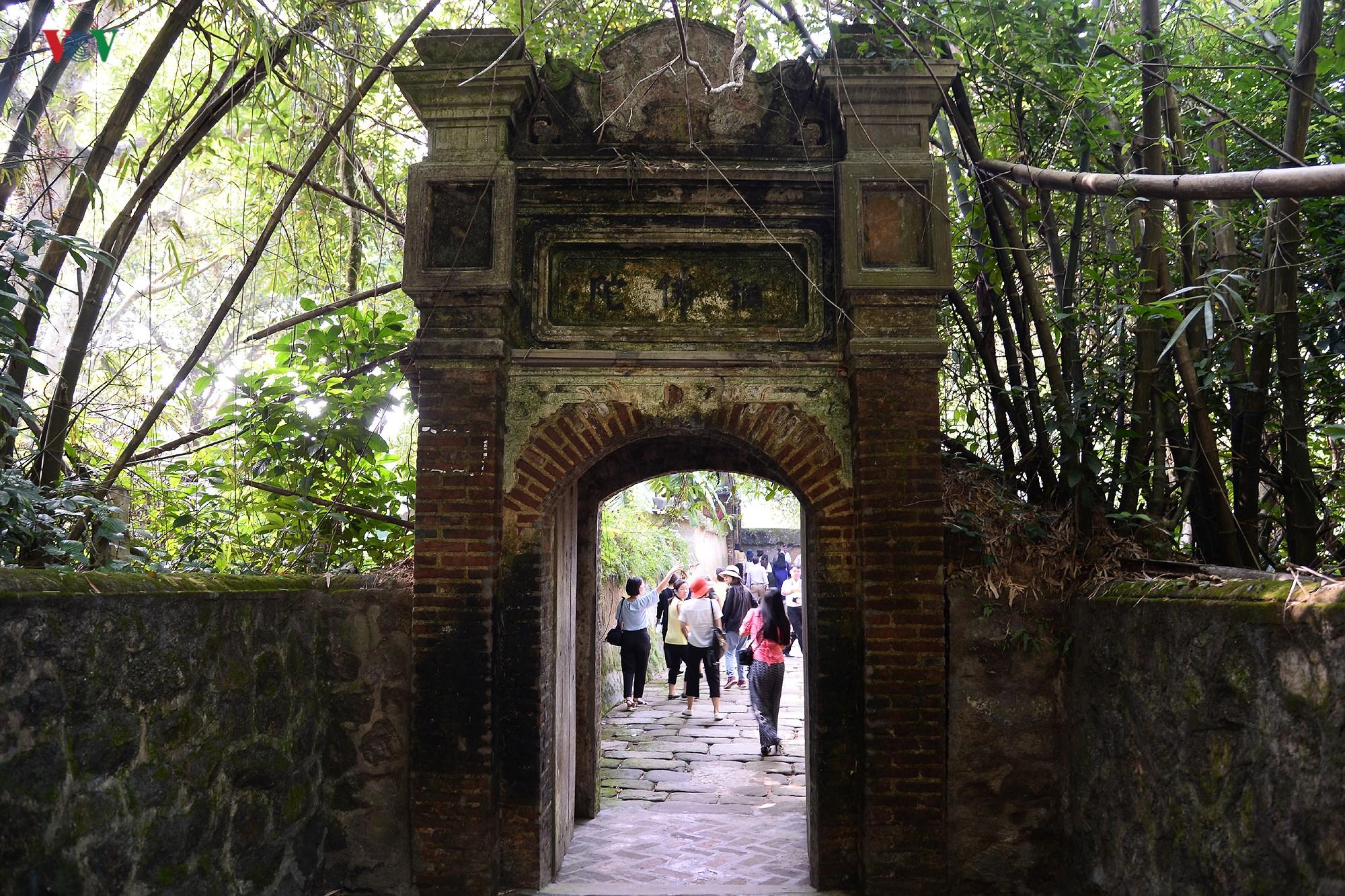 Chùa Bổ Đà – Ngôi cổ tự nổi tiếng của vùng Kinh Bắc (28/9/2018)