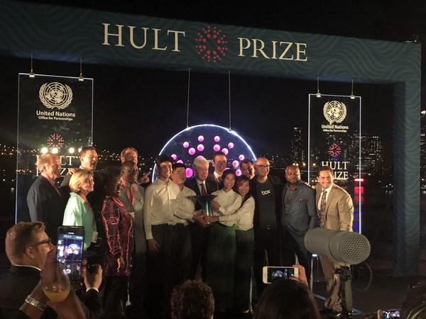 Công nghệ sấy gạo của Việt Nam chuyển giao cho Myanmar đạt giải nhất cuộc thi khởi nghiệp toàn cầu Hult Prize (Thời sự chiều 16/9/2018)