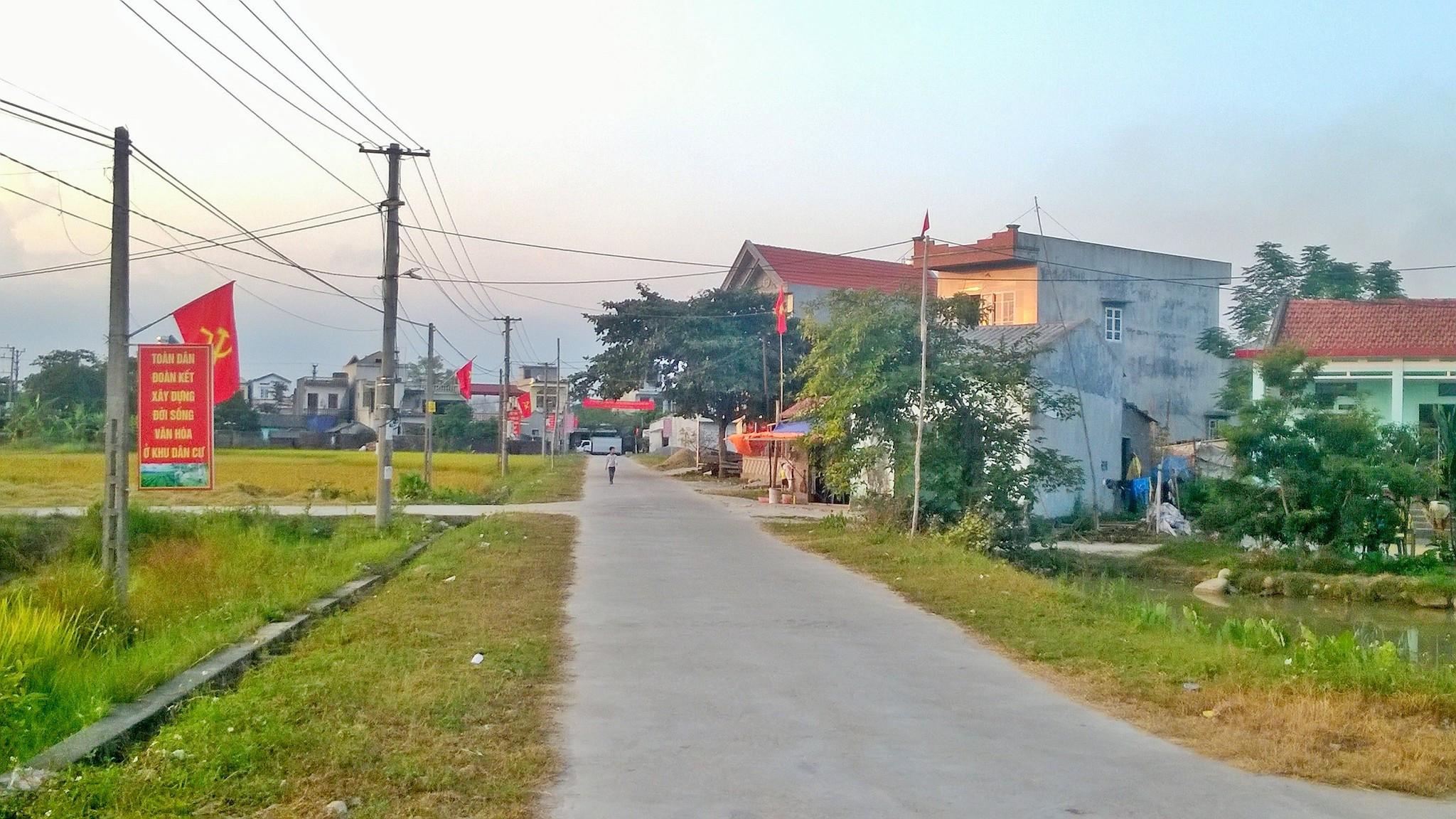 Vĩnh Phúc phát huy hiệu quả sức dân xây dựng nông thôn mới (22/9/2018)