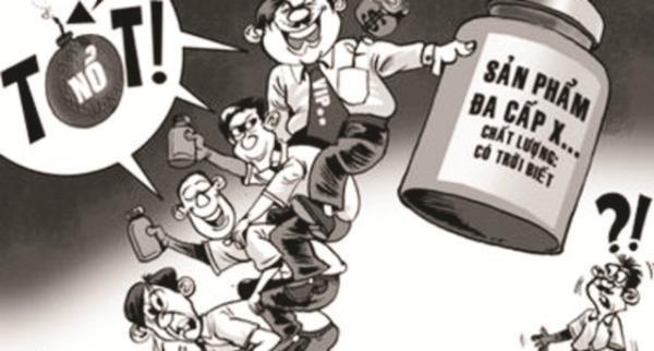 Cảnh báo nguy cơ mất tiền do huy động vốn đa cấp (21/9/2018)