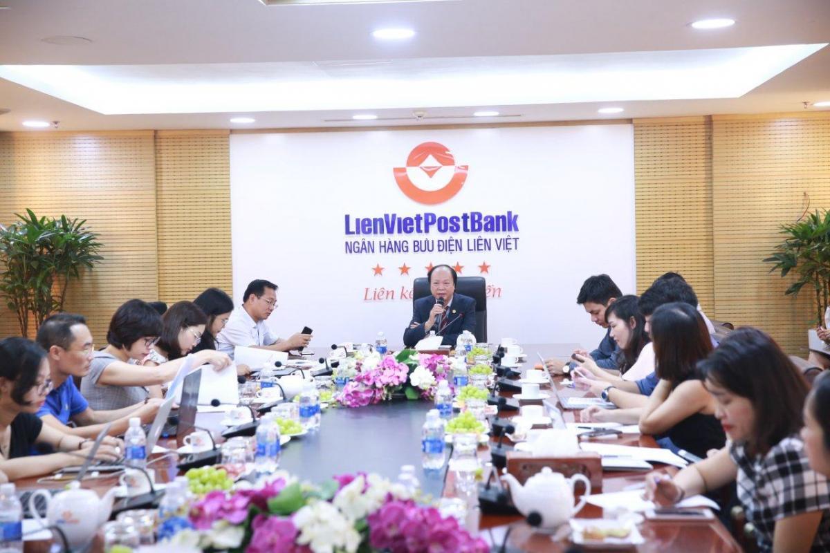 Ngân hàng Bưu điện Liên Việt điều chỉnh kế hoạch kinh doanh (17/9/2018)