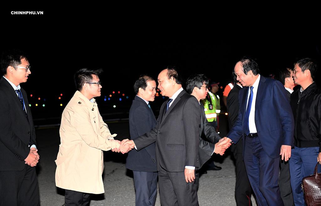 Thủ tướng Nguyễn Xuân Phúc tới New York (Mỹ) bắt đầu tham dự phiên thảo luận chung cấp cao Đại hội đồng Liên hợp quốc khóa 73 (Thời sự trưa 27/9/2018)