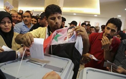 Dấu ấn cuộc bầu cử địa phương đầu tiên tại chiến trường Syria kể từ năm 2011 (18/9/2018)